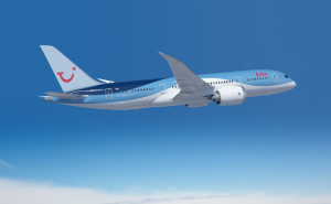 TUI 787 Dreamliner with Desso Carpet