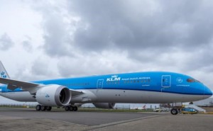 KLM Dreamliner with Desso Carpet