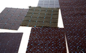 Hella Jongerius Carpet development KLM