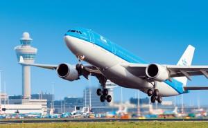 KLM's LiveReply on Desso carpet