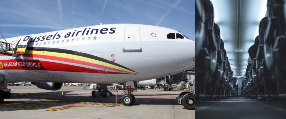 Red Devils & Brussels Airlines