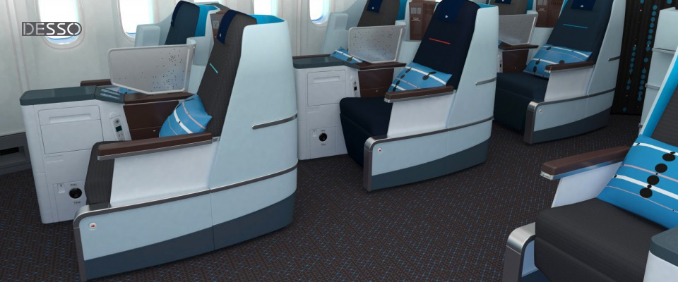KLM World Business Class